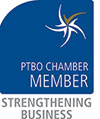 Peterborough Chamber of Commerce Member badge