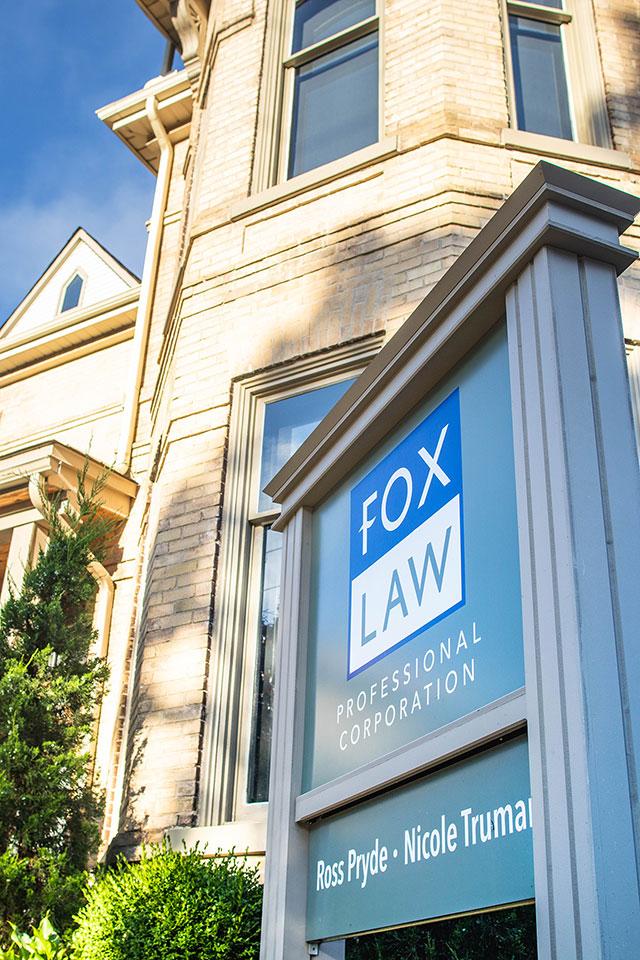 Fox Law Building
